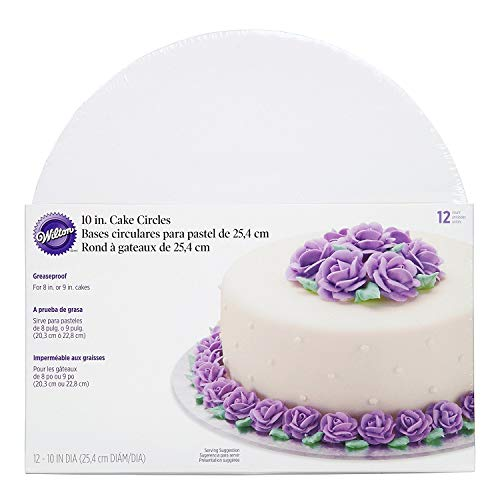 Bestselling Cake & Pizza Circles