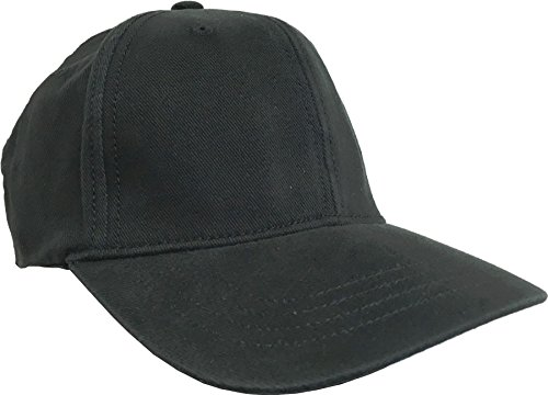 American Eagle Baseball Hat (American Eagle Outfitters Black w/ Small Black Eagle Logo Adult Baseball Cap S/M)