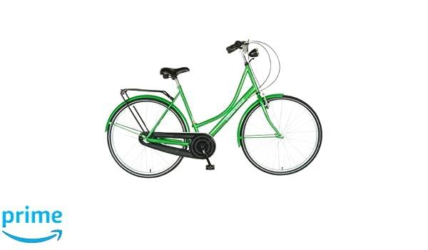 Hollandia Amsterdam F1 Dutch Cruiser Bike, 28 inch Wheels, 18 inch ...