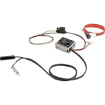 Amazon.com: ISFM23 Tranzit universal Bluetooh Activado Kit Transmisor FM Coche, Azul: Electronics