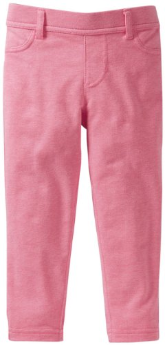 Carter's French Terry Pants (Toddler/Kid) - Brt Pink-4