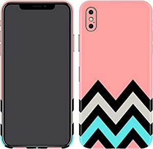 Switch iPhone X Skin Trends Color Block 1