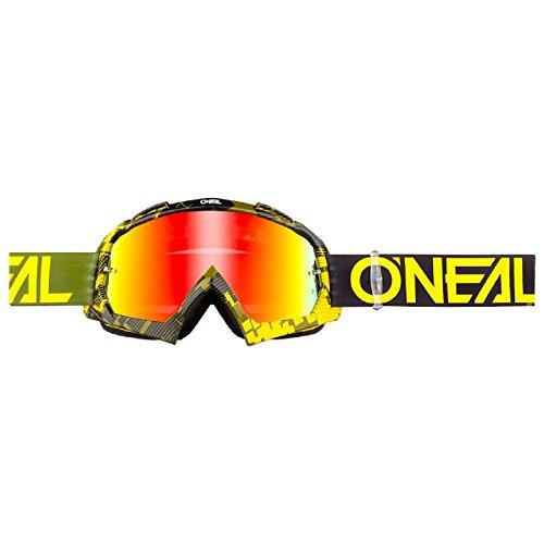 ONeal B-10 - Masque - jaune/noir 2018 masque de sport