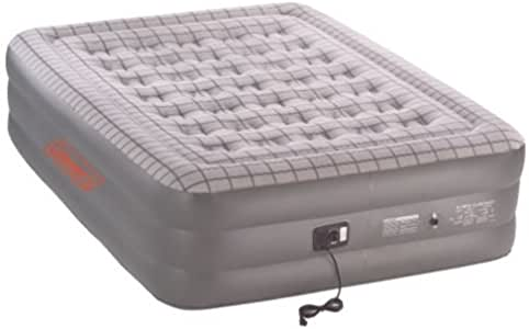 Coleman 1217506 240V Double Quick Airbed with Pump