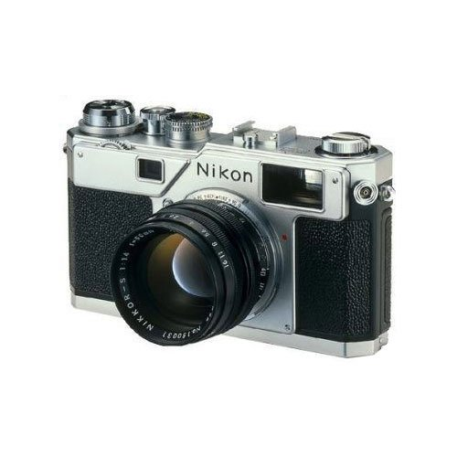 Nikon S3 Classic 35mm Rangefinder 2000 Limited Edition Outfit USA