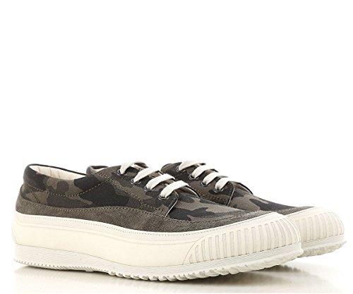 Hogan Mens Sneaker * Verde Militare