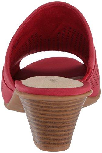 Easy Street Kvinna Posh Heeled Sandal Röd