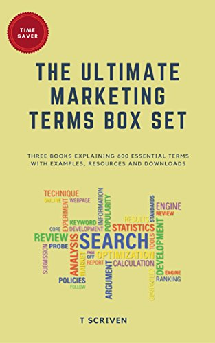 F.R.E.E The Ultimate Marketing Terms Box Set: Learn 600 marketing and brand terms with a three book bundle<br />EPUB