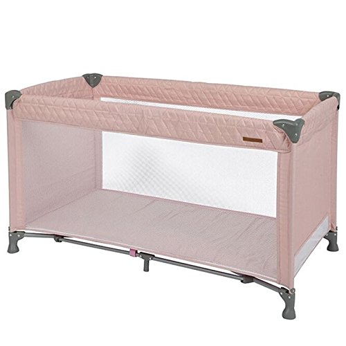 LITTLE DUTCH 7034016 Baby-Reisebett rosa