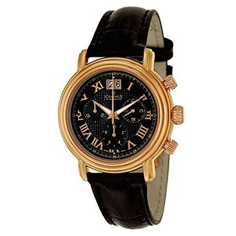 シャルメックス Charmex Monaco Men's Quartz Watch 1756 男性 メンズ 腕時計 【並行輸入品】 B00YSJSU5G