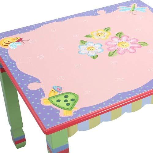 Table /à manger de jeu jouet en bois pas de chaise chambre enfant b/éb/é W-7484A1