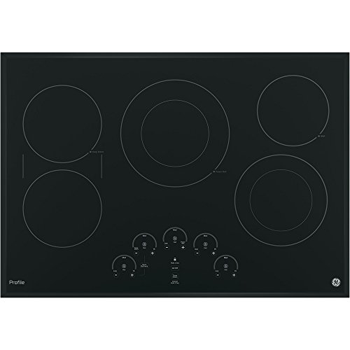 ge 30 inch electric cooktop - 2