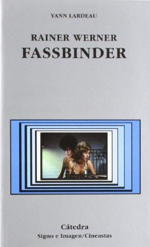 Descargar Libro Reiner Werner Fassbinder Yann Lardeau