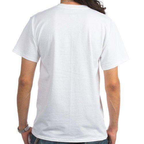 CafePress Hung Gar Kung Fu Logo White T-Shirt - L White