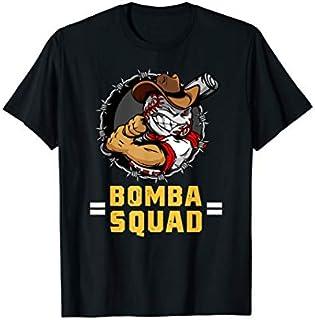 Baseball Bomba Squad  for Baseball Fan Women Men Boys T-shirt   Size S - 5XL