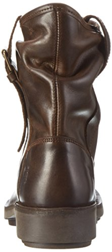 FLY London Herren Nosm Chukka Boots Braun (Dk Brown 006)