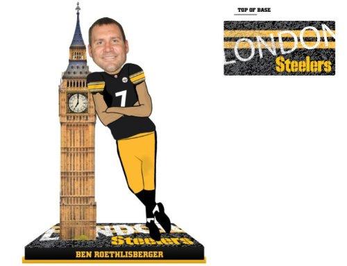 Pittsburgh Steelers Ben Roethlisberger London Bobble Head
