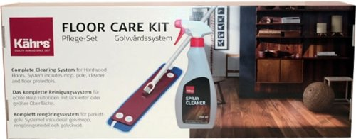 Kahrs Floor Care Kit