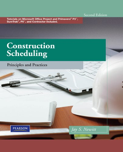 Construction Scheduling: Principles and Practices