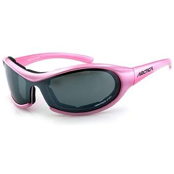 ARCTICA ® Sportbrille Sonnenbrille + Komfortschwamm ANTIFOG nAFRzA