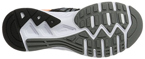Nike Air Relentless 6 - Zapatillas de Entrenamiento Mujer Negro (Black / Sunset Glow / Cool Grey / White)