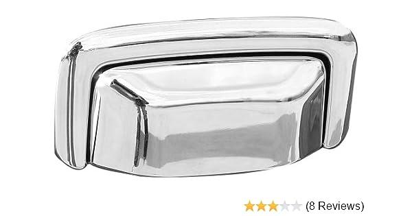 Putco 400018 Chrome Trim Tailgate and Rear Handle Cover