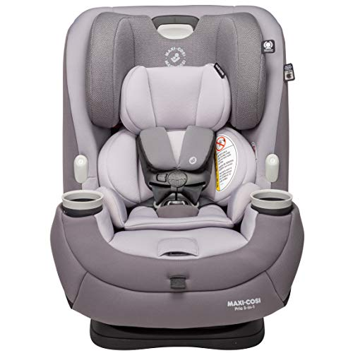 Maxi-Cosi Pria 3-in-1 Convertible Car Seat, Silver Charm, One Size