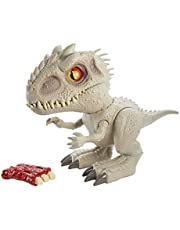 Jurassic World GMT90 - Jurassic World Feeding Frenzy Indominus Rex met licht en geluid