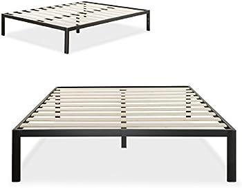 Platform 1500 Metal Bed Frame/Mattress Foundation