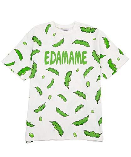 プニュズ 枝豆 Tシャツの商品画像