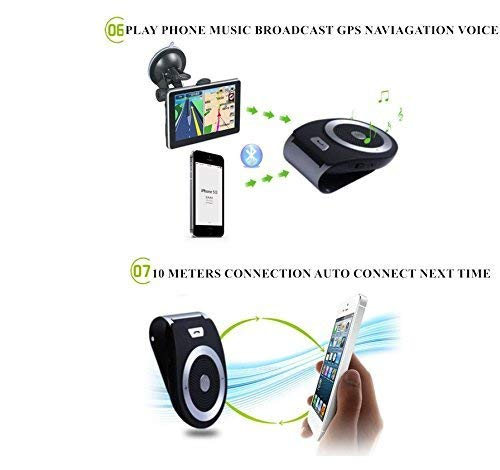 Buy car bluetooth speaker for iphone