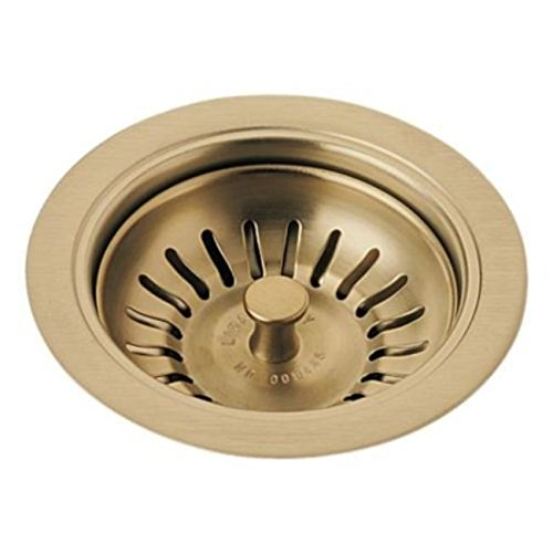 Faucet 72010 CZ Strainer Kitchen Champagne product image