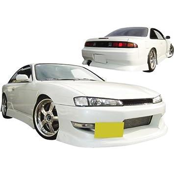 VSaero FRP WOR9 Body Kit 4pc > Nissan 240SX S14 1997-1998