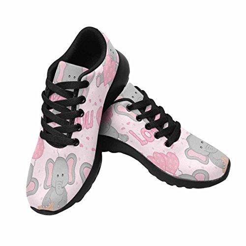 Scarpa Da Jogging Leggera Da Donna Running Jogging Leggera Easy Go Walking Sport Comfort Scarpe Da Corsa Multi 4