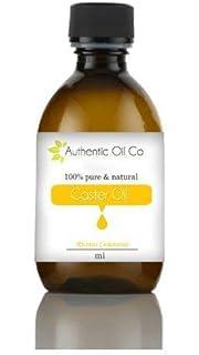 10 ml de ricino 100% puro orgánico Grado