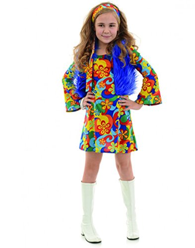 Underwraps Big Girl's Girl's Far Out Costume -
