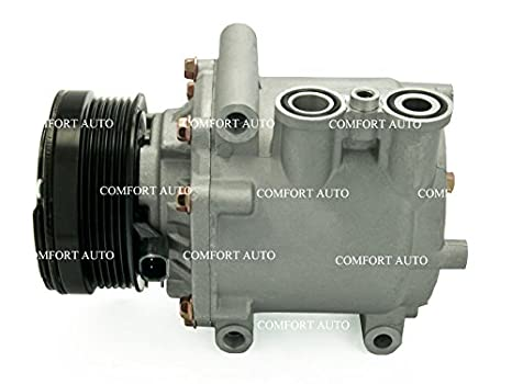Amazon.com: 2002 2003 2004 2005 Ford Explorer V6 4.0L New AC Compressor with Clutch 1 Year Warranty: Automotive
