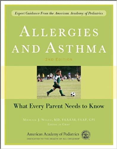 Book Allergies and Asthma by American Academy of Pediatrics (2010-12-29)