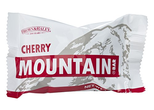 1.6 oz CHERRY MOUNTAIN BAR – Case of 15 Bars