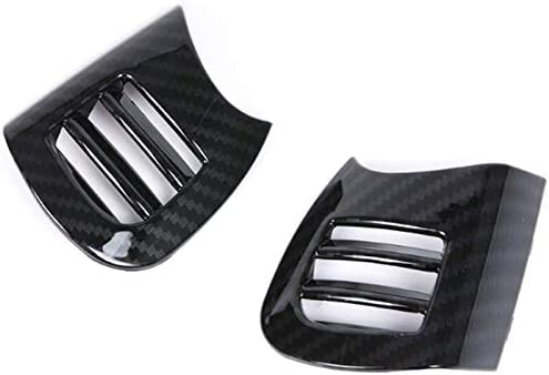 Car Dashboard Upper Air Vent Cover Frame Car Trim Styling ABS Accessories for Mini Cooper F55 F56 F57 2015-2018