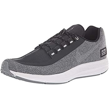 Nike Mens Air Zoom Winflo 5 Shield Running Shoes (12, Black/Silver/