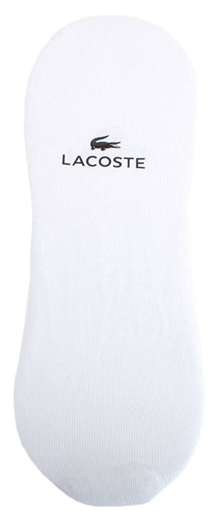 White Foot Cover calcetines - Grande de Lacoste: Amazon.es: Zapatos y complementos