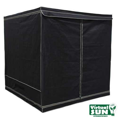 Virtual Sun VS7600-76 Indoor Grow Tent, 76-Inch x 76-Inch x 76-Inch