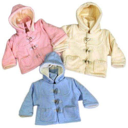 Zip Zap - Abrigos - abrigo - para bebé niña Rosa rosa: Amazon.es: Ropa y accesorios
