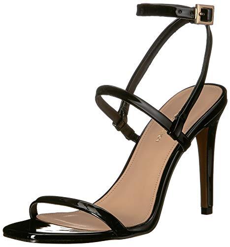 BCBGeneration Women's Ivanna Dress Sandal Heeled, Black 8 M US