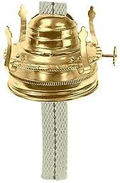 Oil Lamp Burner Fits Mason Jars or #2 Oil Lamps (Pkg/5)