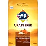 Nature's Recipe Grain Free Easy to Digest Dry Dog Food, Chicken, Sweet Potato & Pumpkin Recipe, 24-Pound For Sale