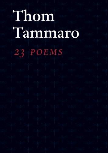 23 Poems pdf