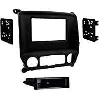 MEC993014G - METRA 99-3014G 2014 Up Chevrolet(R) Silverado 1500 GMC(R) Sierra 1500 ISO- Double-DIN Installation Kit