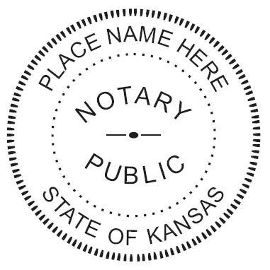 Louisiana Notary Seal - 5
